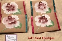 Gift Card/Cash holders