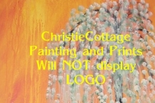 Weeping WIllow Original Painting